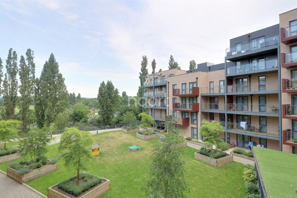 3 Bedrooms Flat for sale in Plamer Court, Charcot Road, NW9 5US