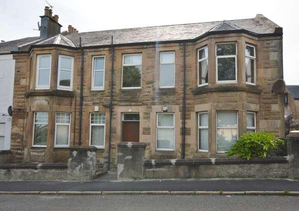 1 Bedroom Flat for sale in 16C Glebe Street, Stevenston, KA20 3EN