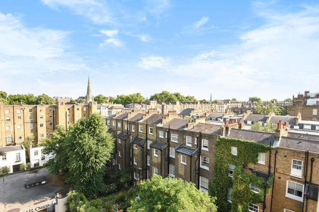 3 Bedrooms Flat for sale in Onslow Crescent, South Kensington