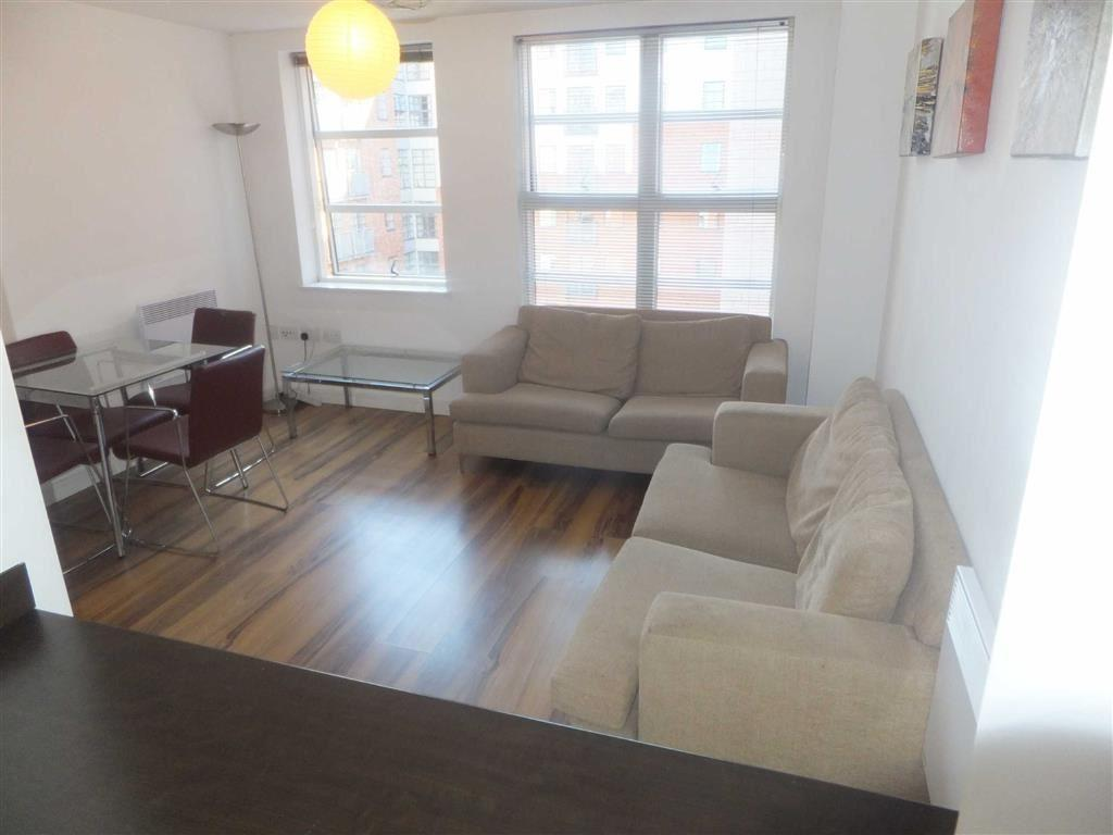 2 Bedrooms Flat for rent in The Quadrangle, 1 Lower Ormond Street, Southern Gateway