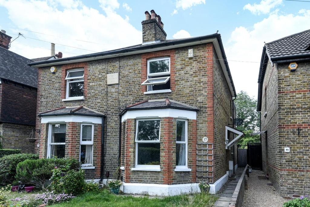 2 Bedrooms Semi Detached House for sale in Limes Road, Beckenham, BR3