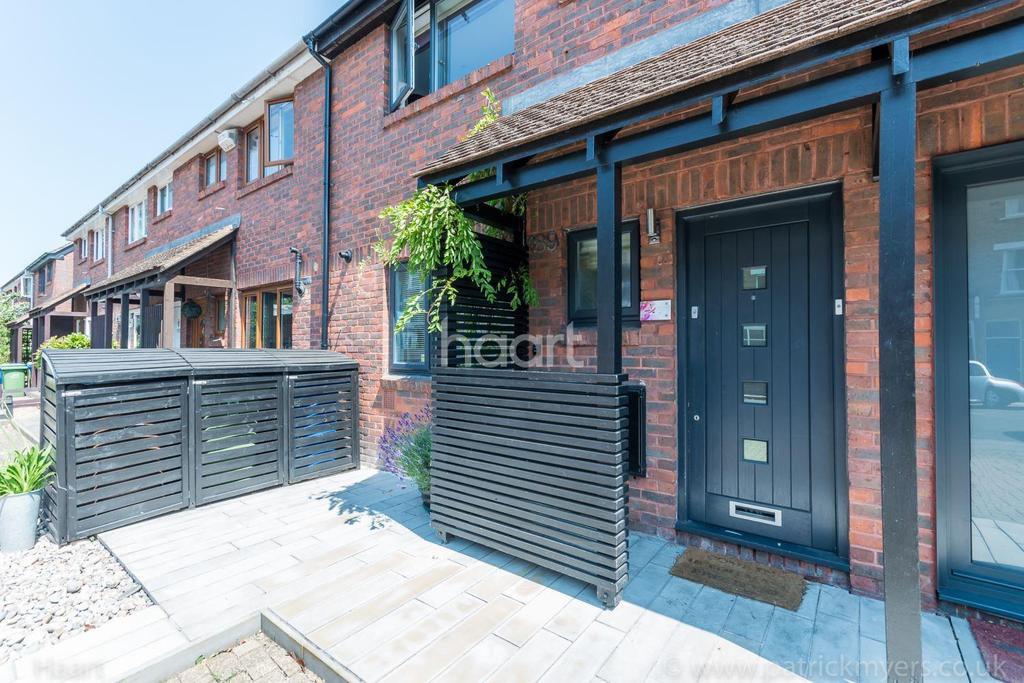 3 Bedrooms Terraced House for sale in Crystal Palace Road, East Dulwich, London, SE22
