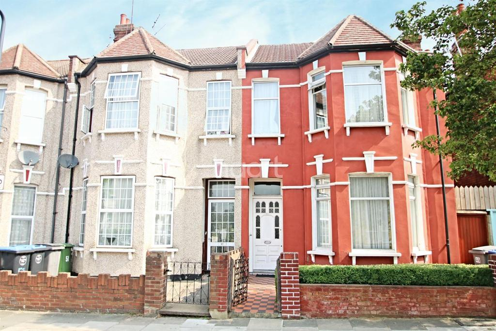 3 Bedrooms Terraced House for sale in Olive Road NW2