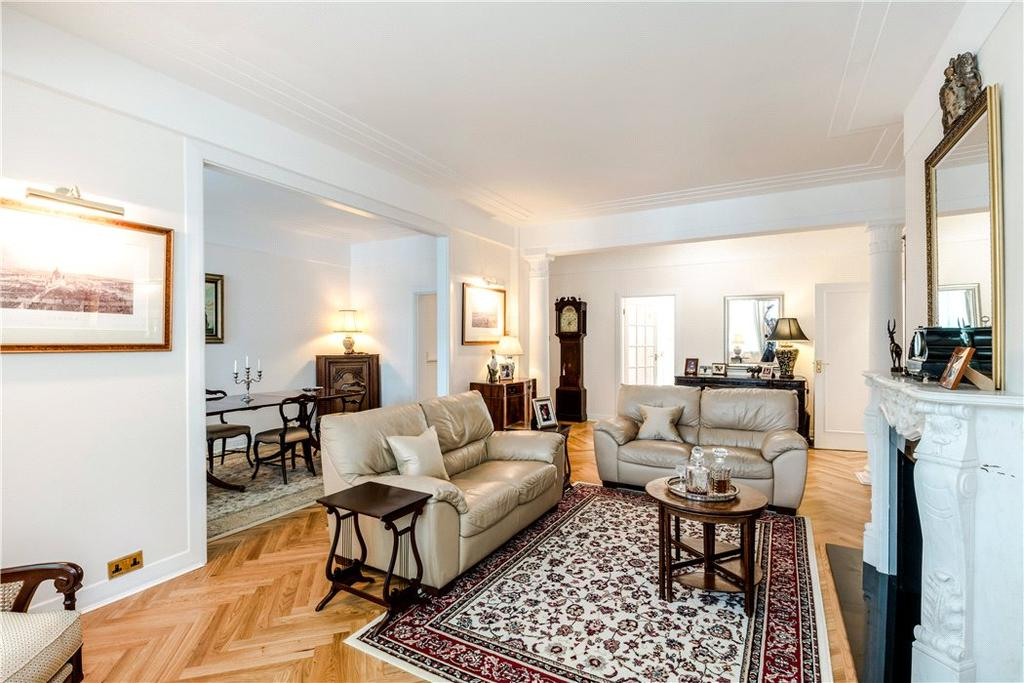 3 Bedrooms Flat for sale in Albion Gate, Albion Street, Hyde Park, London, W2