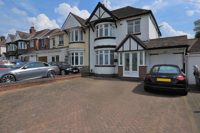 3 Bedrooms Semi Detached House for sale in Manor Lane, Halesowen