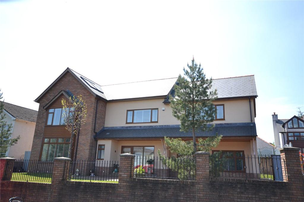 7 Bedrooms Detached House for sale in Nursery Court, Llwyn Y Pia Road, Lisvane, Cardiff, CF14