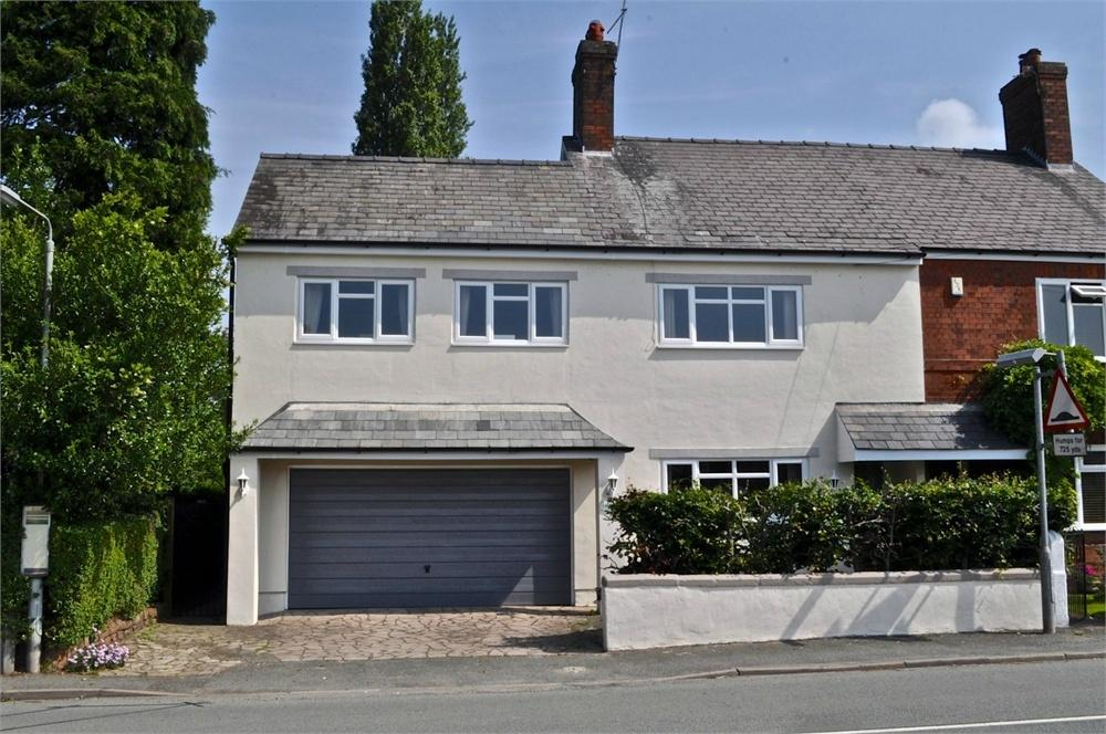 5 Bedrooms Cottage House for sale in 110 Norley Road, Cuddington, Northwich, Cheshire