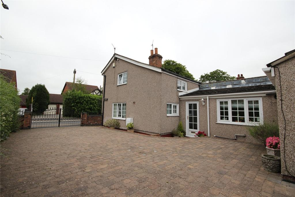 2 Bedrooms Semi Detached House for sale in Station Road, Great Coates, DN37