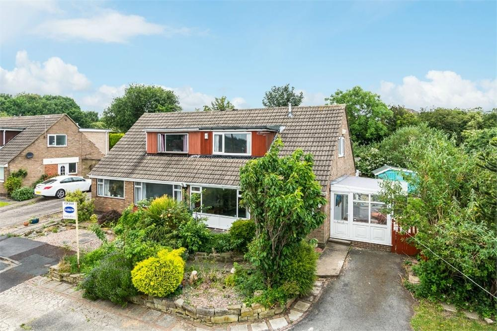 3 Bedrooms Semi Detached Bungalow for sale in Apple Close, Birstall, BATLEY, West Yorkshire