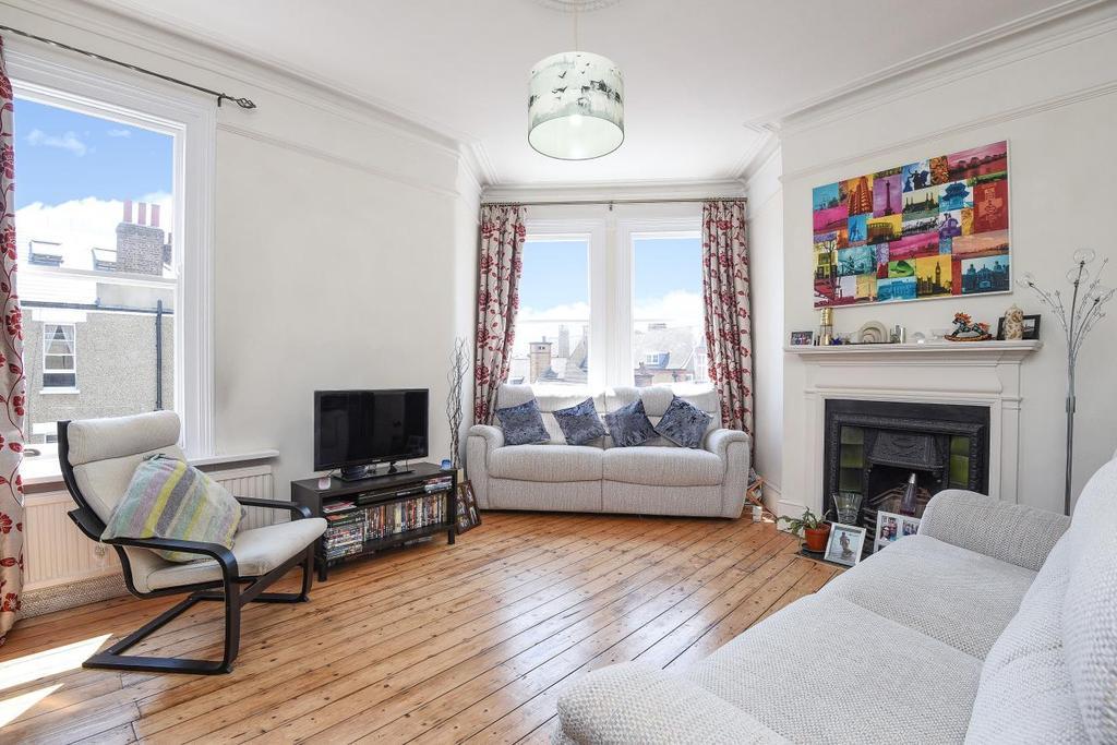 2 Bedrooms Flat for sale in Mowll Street, Oval, SW9