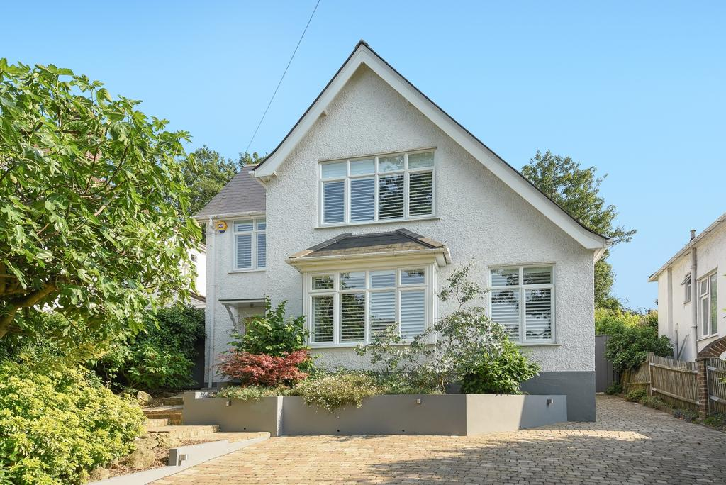 4 Bedrooms Detached House for sale in Bromley Road Beckenham BR3