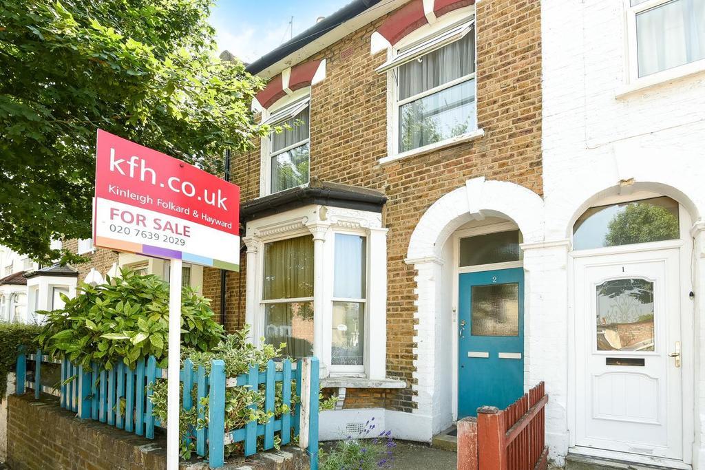 1 Bedroom Flat for sale in Lulworth Road, Nunhead