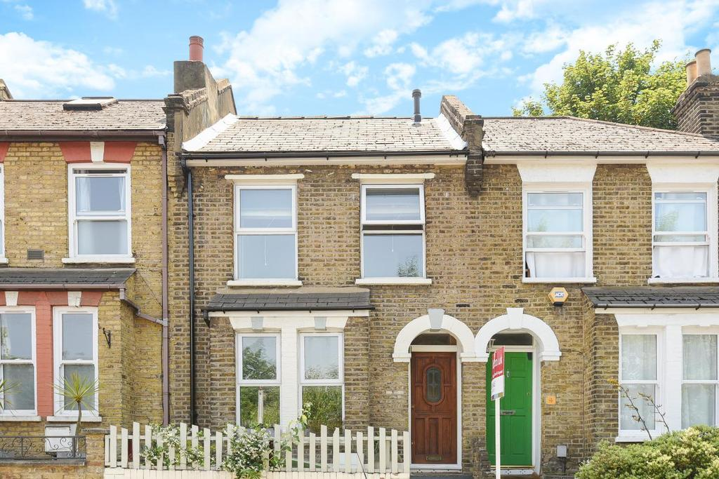 2 Bedrooms Terraced House for sale in Oakdale Road, Peckham, SE15