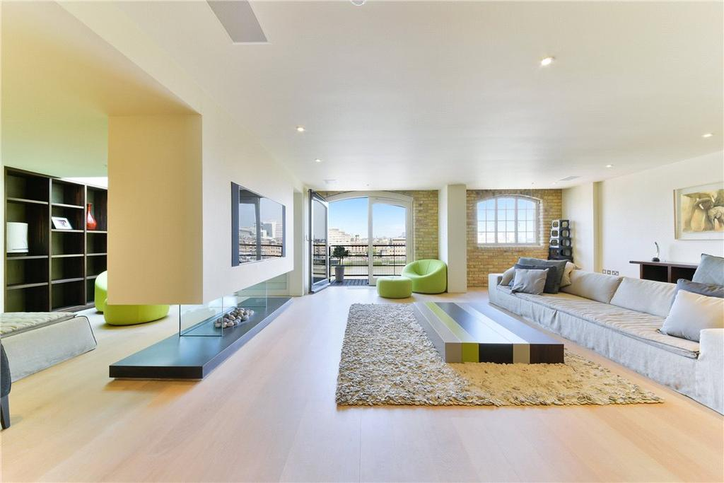 4 Bedrooms Flat for sale in Butlers Wharf Building, 36 Shad Thames, London, SE1