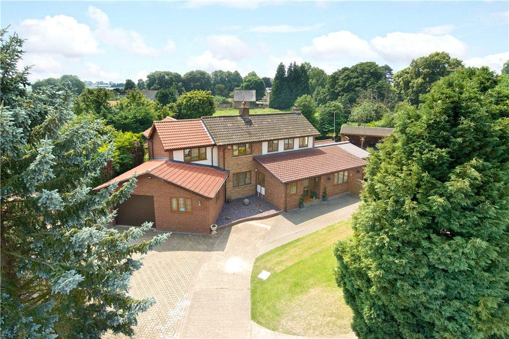 5 Bedrooms Detached House for sale in Green Street, Milton Malsor, Northamptonshire