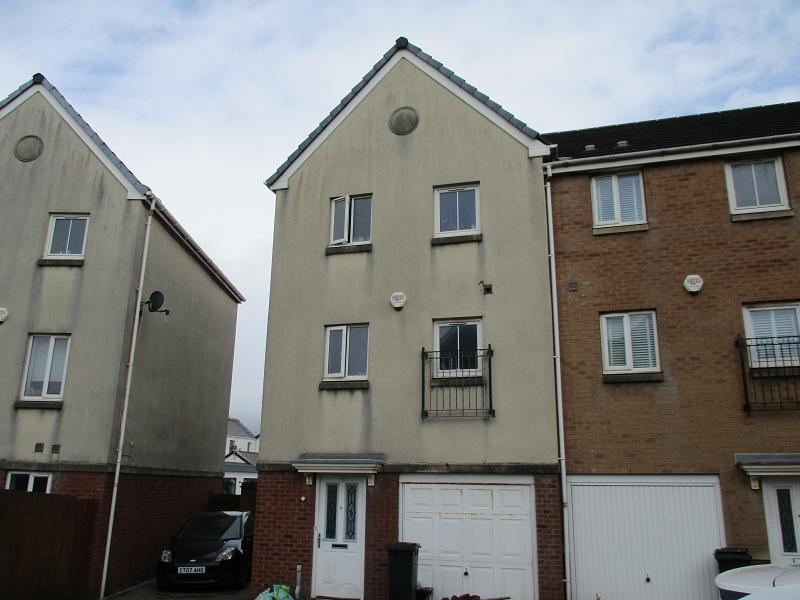 3 Bedrooms End Of Terrace House for sale in Jersey Quay, Port Talbot, Neath Port Talbot.