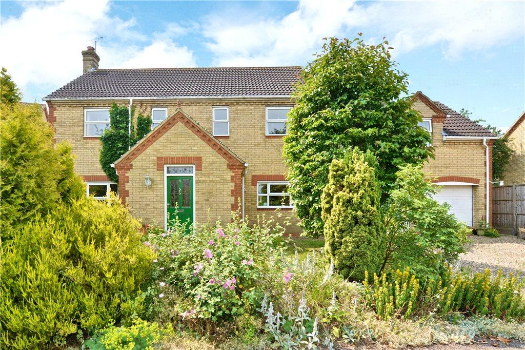 4 Bedrooms Detached House for sale in Warners Hill, Bozeat, Northamptonshire