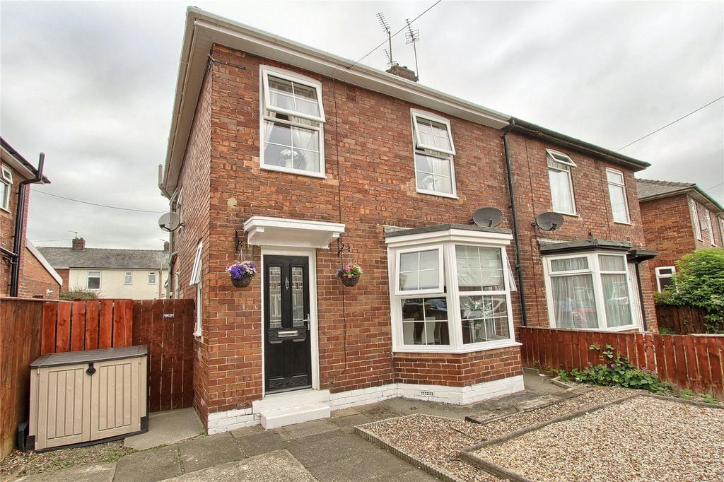 3 Bedrooms Semi Detached House for sale in Cornwall Crescent, Cowpen Estate