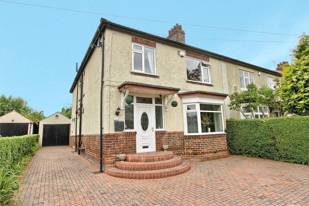 4 Bedrooms Semi Detached House for sale in Durham Road, Stockton-on-Tees