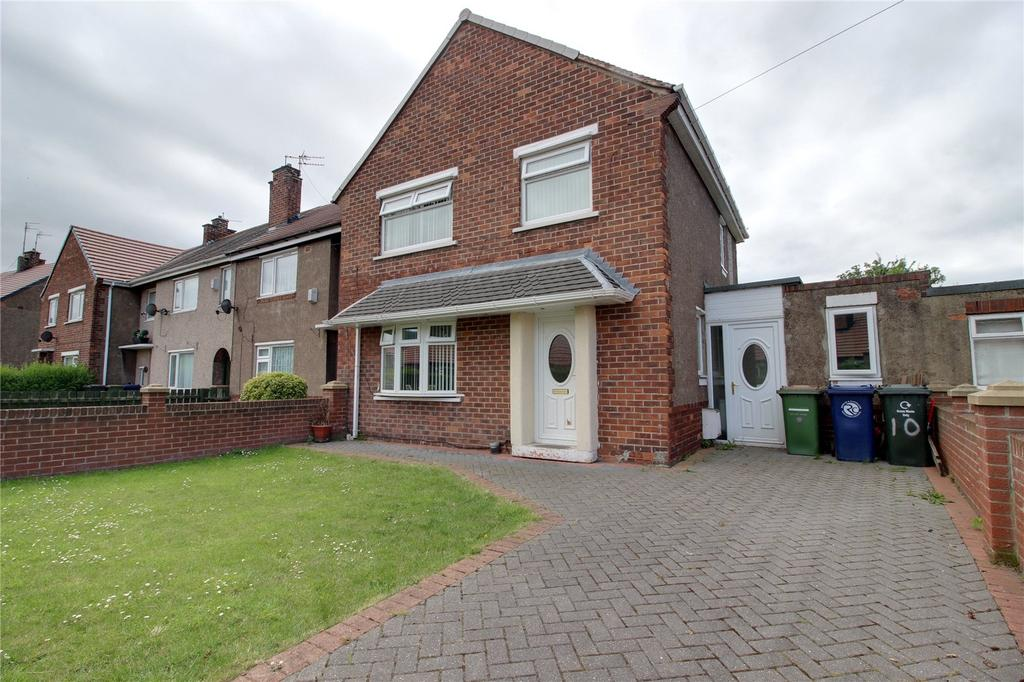 3 Bedrooms End Of Terrace House for sale in Shaw Crescent, Grangetown
