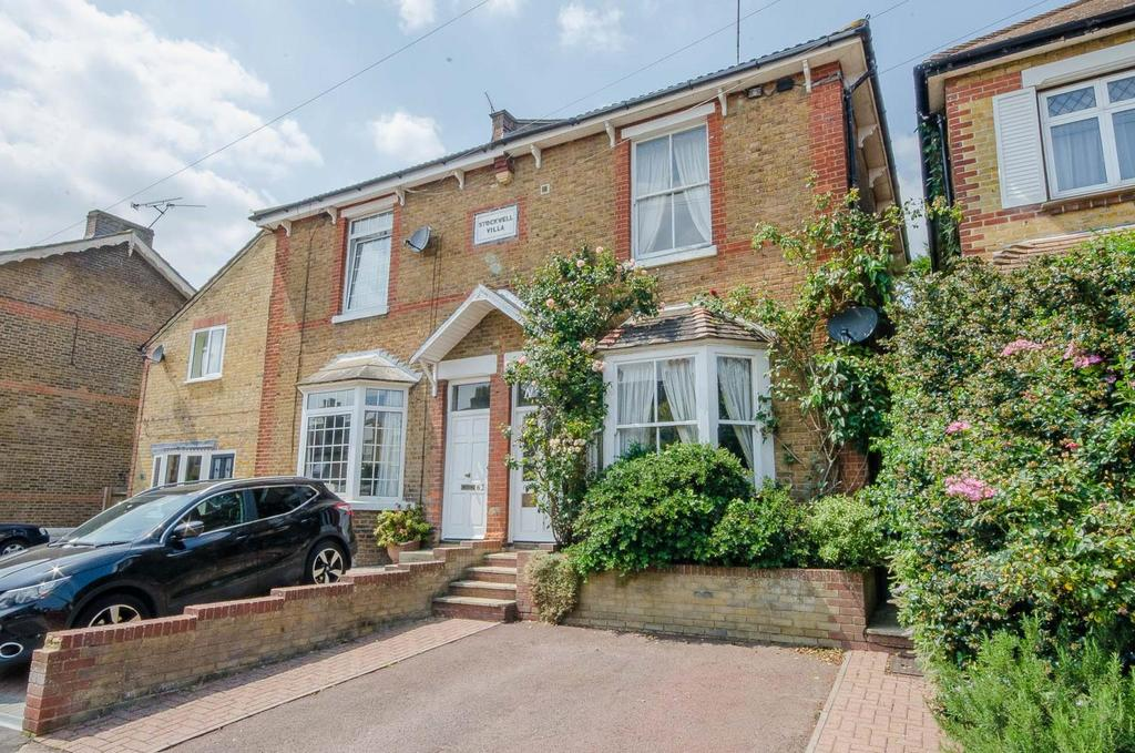 3 Bedrooms Semi Detached House for sale in Milton Street, Maidstone, Kent