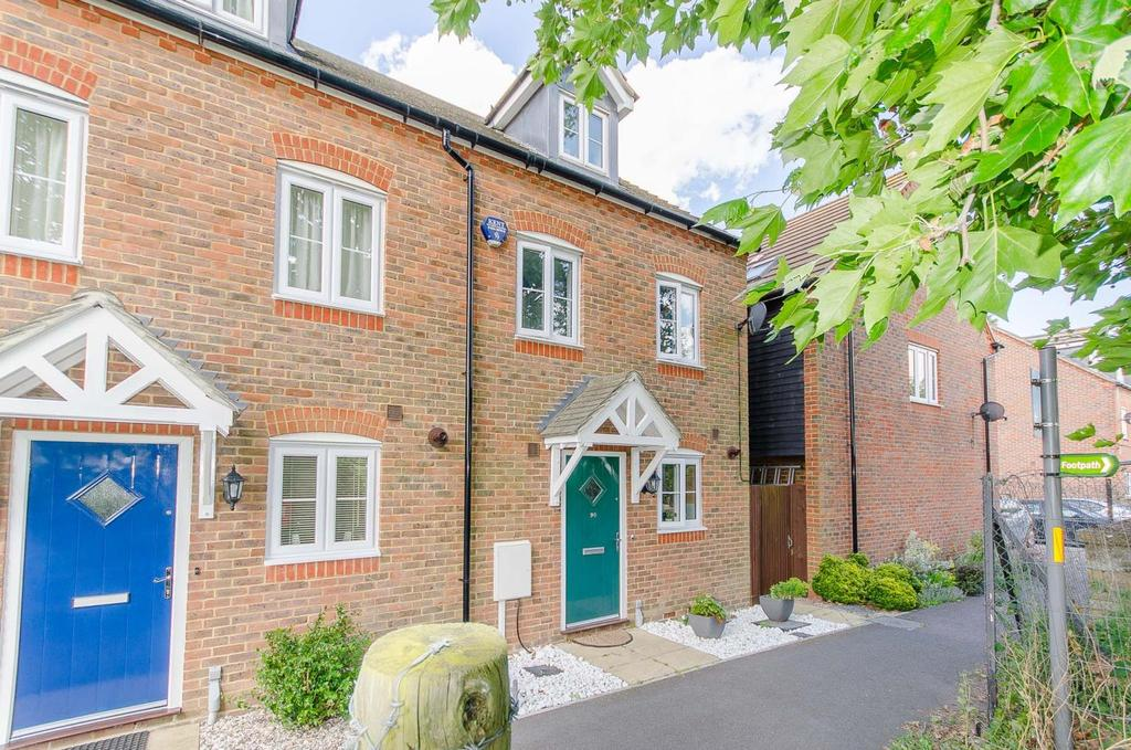 3 Bedrooms End Of Terrace House for sale in Brampton Field, Aylesford, Kent