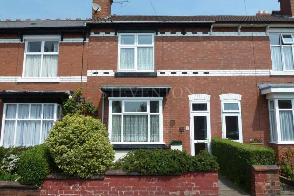 3 Bedrooms Terraced House for sale in Alexandra Road, Penn, Wolverhampton