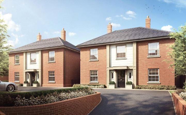 4 Bedrooms Detached House for sale in Bartholomew's Mead, Worthy Road, Winchester, Hampshire, SO23