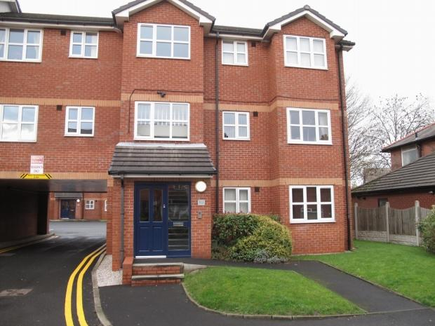 2 Bedrooms Apartment Flat for sale in Jubilee Court Golborne Warrington
