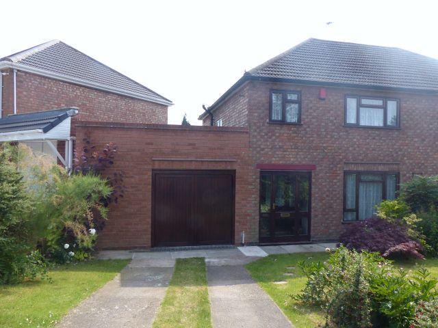 3 Bedrooms Semi Detached House for sale in Camplin Crescent,Handsworth Wood,Birmingham