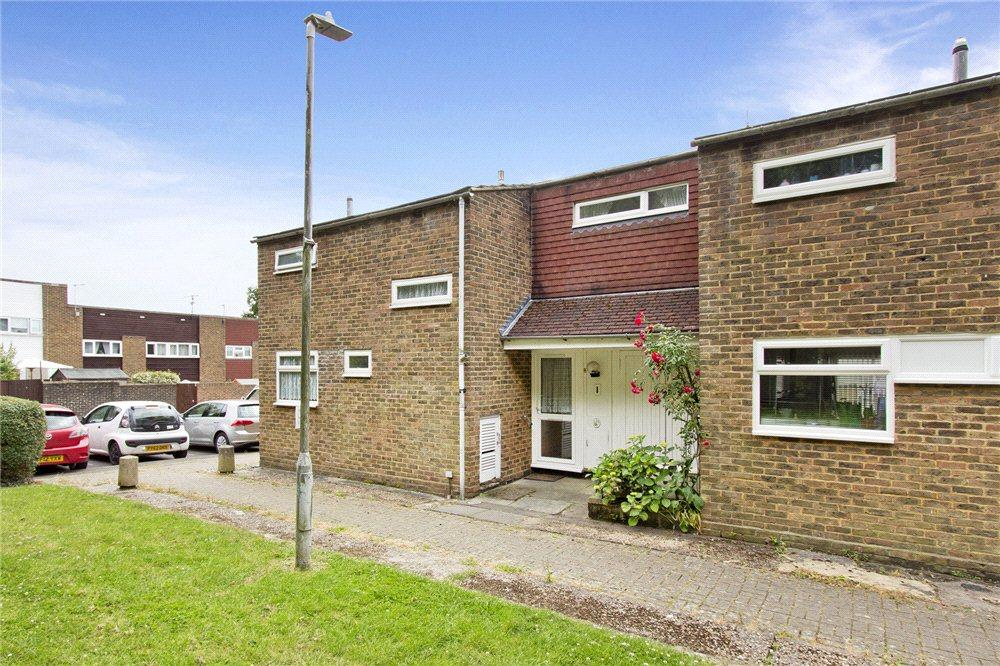 3 Bedrooms End Of Terrace House for sale in Mallard Way, Edenbridge, Kent