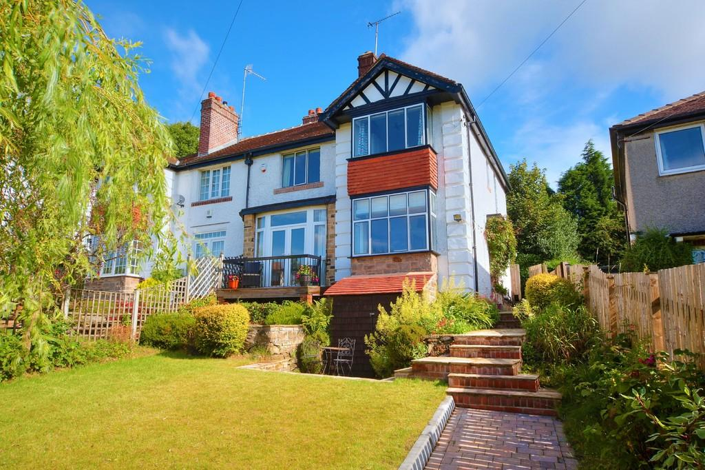 4 Bedrooms Semi Detached House for sale in 6 Chorley Place, Fulwood, S10 3RS