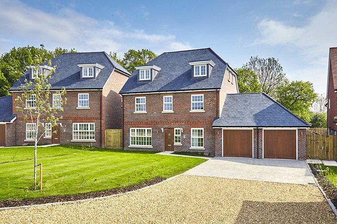 5 Bedrooms Detached House for sale in Abingworth Meadows, Storrington Road, Thakeham, Pulborough, West Sussex, RH20