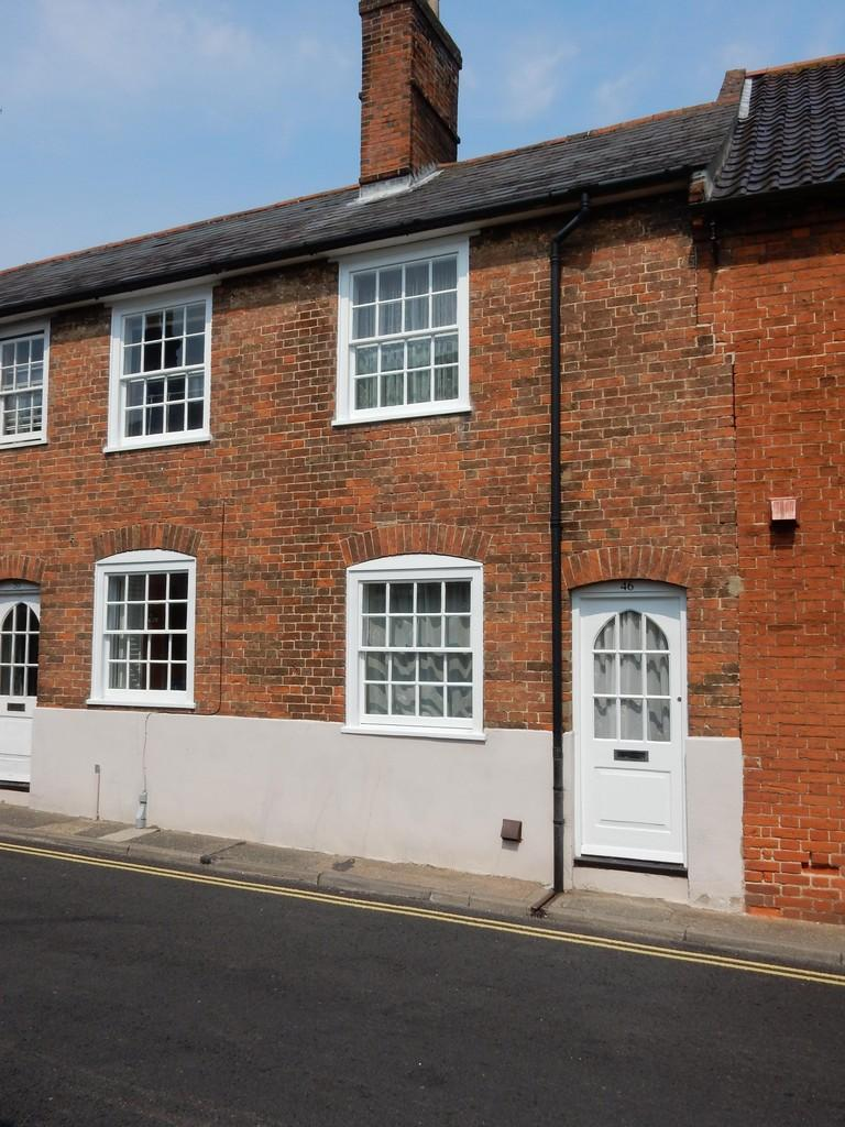 2 Bedrooms Cottage House for sale in Cumberland Street, Woodbridge