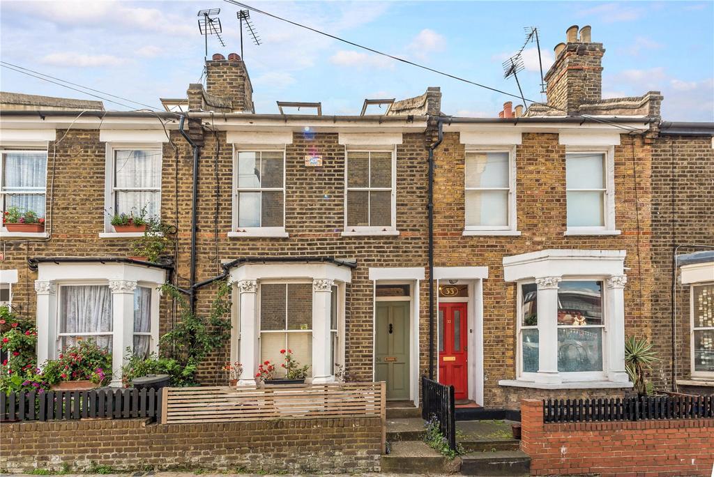 3 Bedrooms Terraced House for sale in Whistler Street, Highbury, London, N5