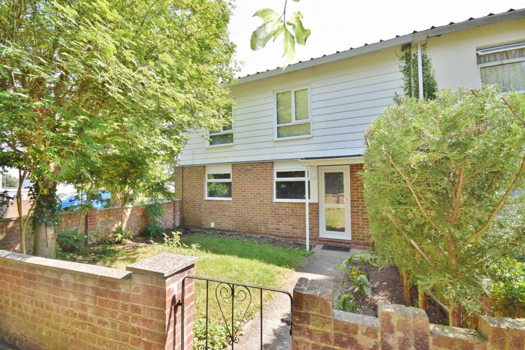 3 Bedrooms End Of Terrace House for sale in Winklebury, Basingstoke, RG23