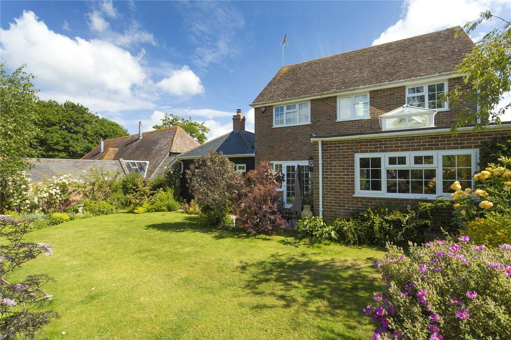 4 Bedrooms Detached House for sale in Short Street, Chillenden, Canterbury, Kent