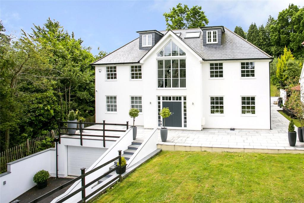 8 Bedrooms Detached House for sale in Oakhill Road, Sevenoaks, Kent
