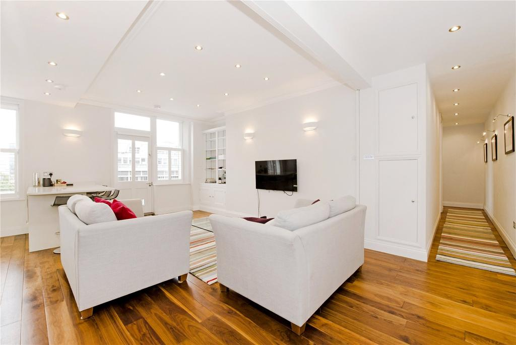 2 Bedrooms Flat for sale in Bedford Court Mansions, Bedford Avenue, London