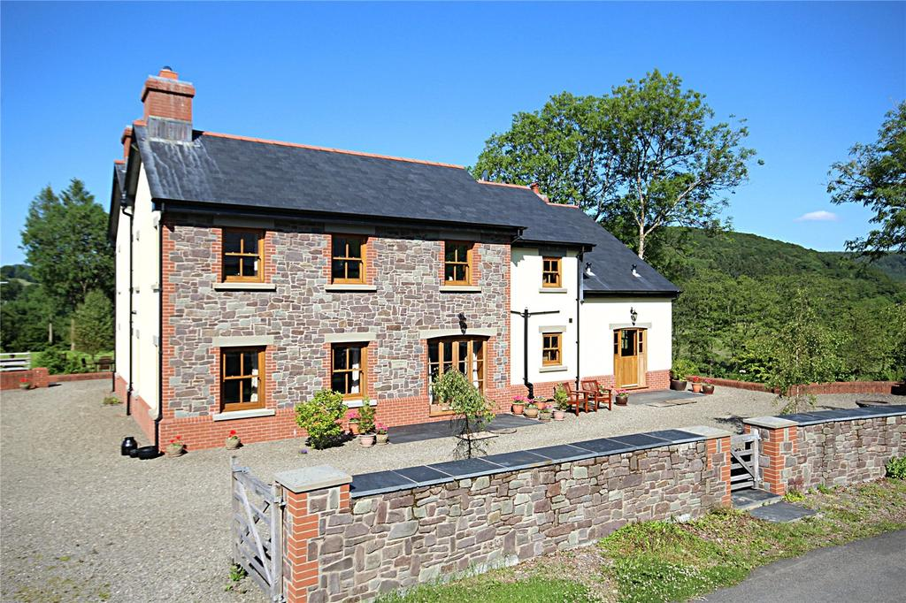 4 Bedrooms Equestrian Facility Character Property for sale in Pumsaint, Llanwrda, Carmarthenshire