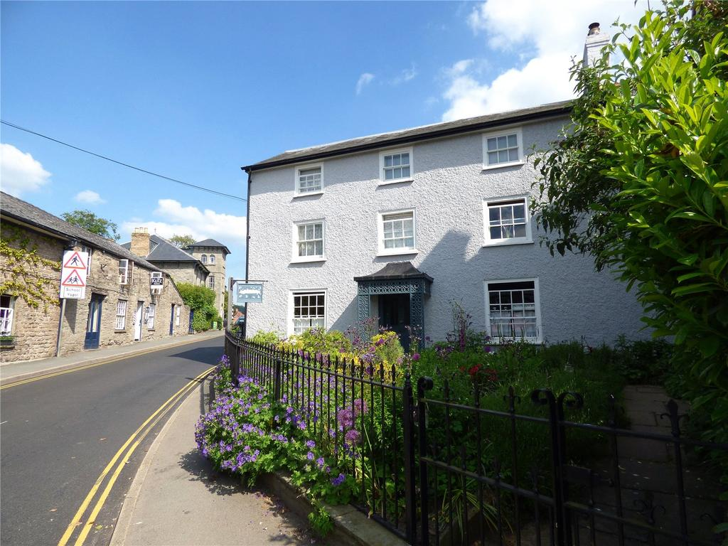 5 Bedrooms Town House for sale in Church Street, Hay-On-Wye, Hereford