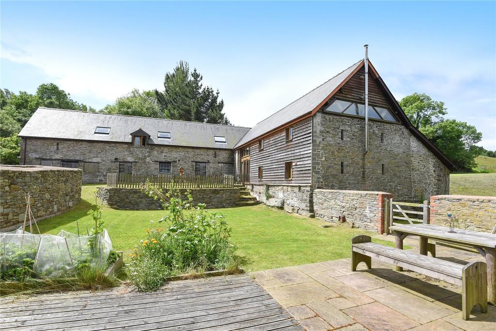 5 Bedrooms Equestrian Facility Character Property for sale in Clyro, Hereford, Powys