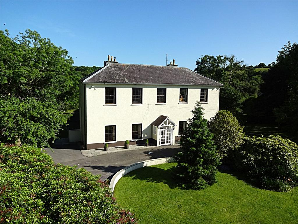 7 Bedrooms Detached House for sale in Bethlehem, Llandeilo, Carmarthenshire