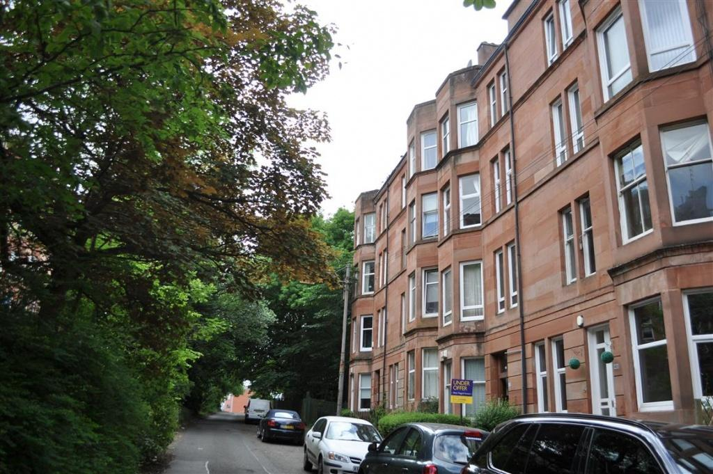 1 Bedroom Flat for sale in 3/2, 48 Bellwood Street, Shawlands, G41 3ES