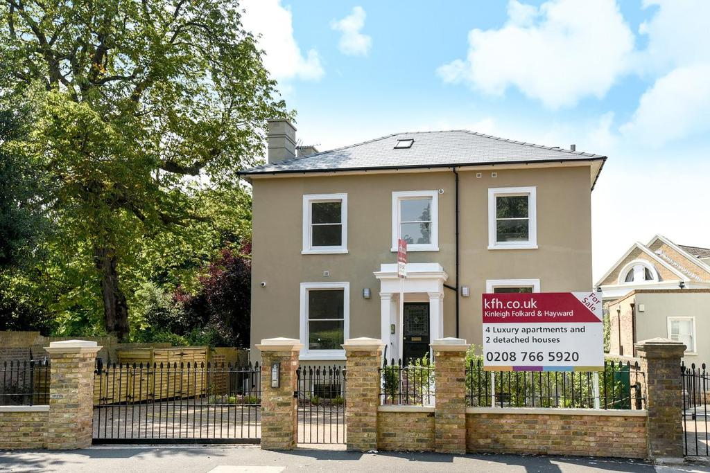 2 Bedrooms End Of Terrace House for sale in Church Road, Crystal Palace