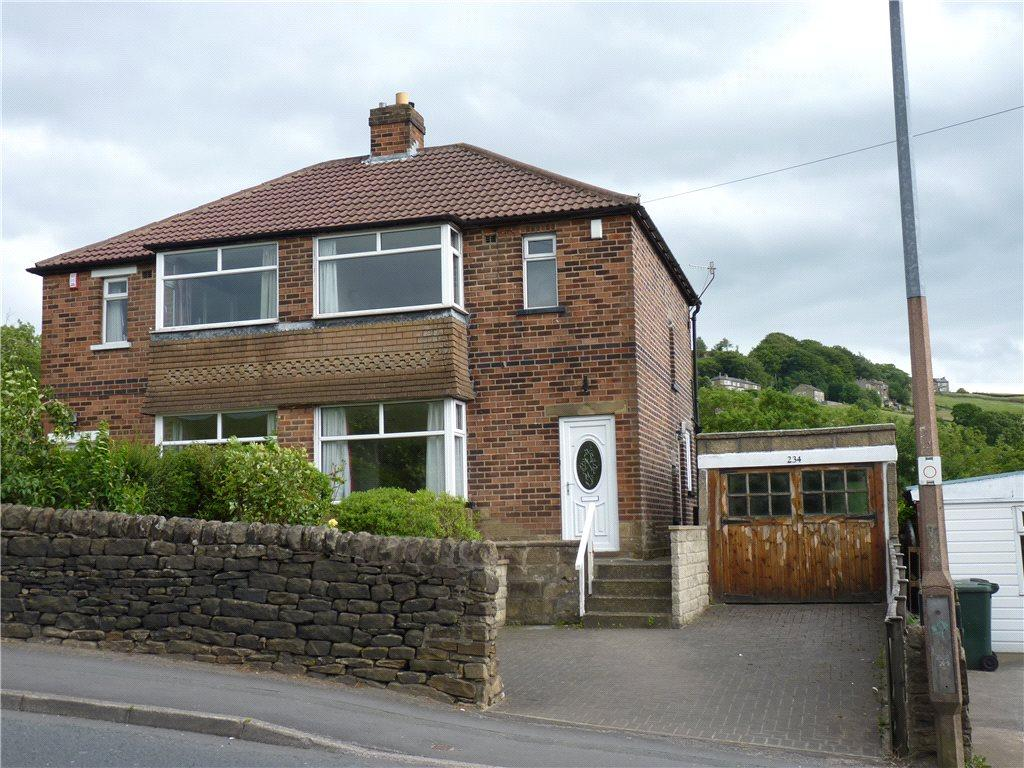 3 Bedrooms Semi Detached House for sale in Park Lane, Keighley, West Yorkshire