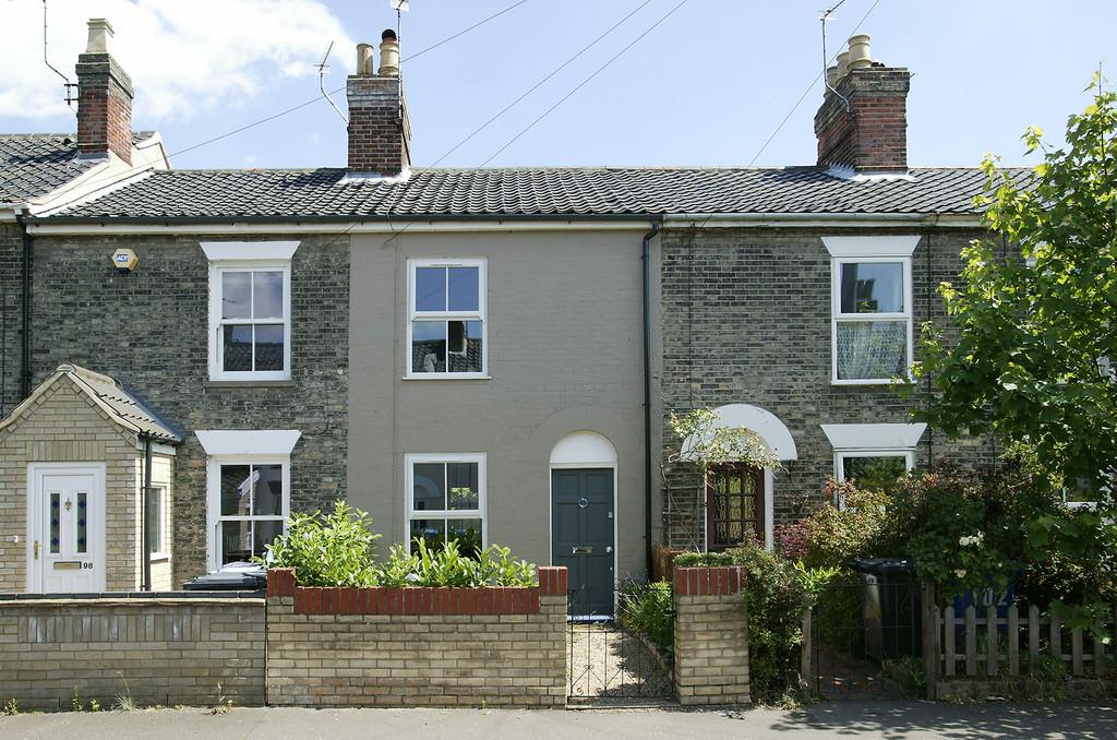 3 Bedrooms Terraced House for sale in Cambridge Street, Norwich