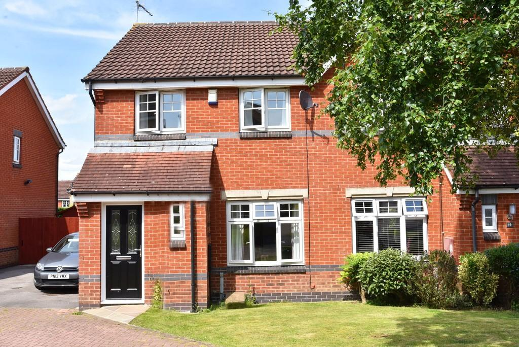 3 Bedrooms Semi Detached House for sale in Angelica Close, Harrogate
