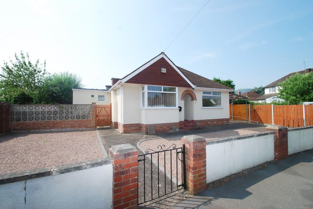 2 Bedrooms Detached Bungalow for sale in Handbury Road, Malvern
