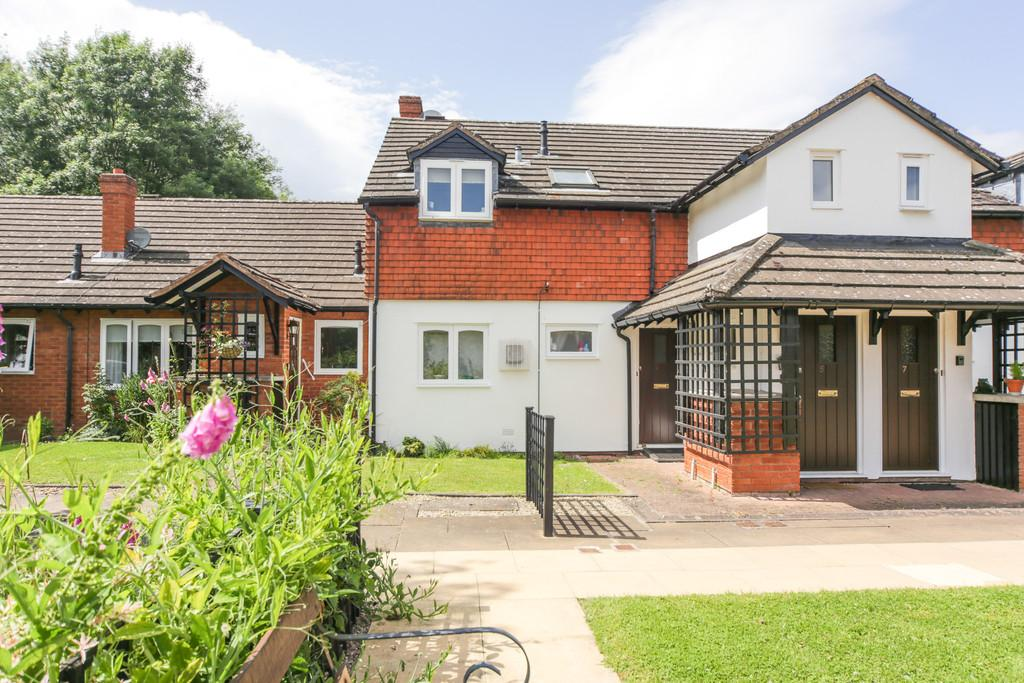 1 Bedroom Ground Flat for sale in Orchard Court, Tenbury Wells, Worcestershire, WR15 8EZ